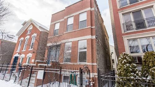 1034 N Wolcott Unit C1, Chicago, IL 60622 Noble Square