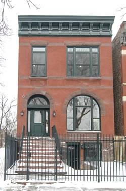 3747 S Giles, Chicago, IL 60653