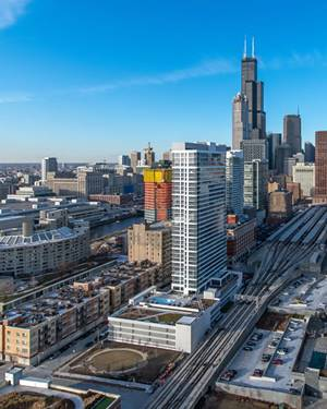 801 S Financial Unit 1702, Chicago, IL 60605 South Loop
