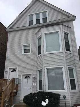 3441 N Ridgeway Unit 1, Chicago, IL 60618