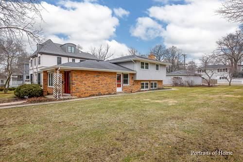 106 S Bruner, Hinsdale, IL 60521