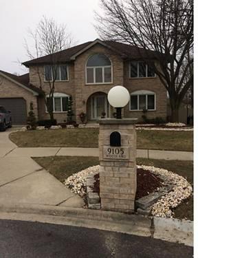 9105 Woodland, Hickory Hills, IL 60457