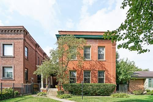 5016 S Ellis, Chicago, IL 60615