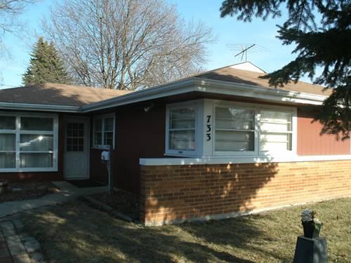 733 Parkwood, Park Ridge, IL 60068