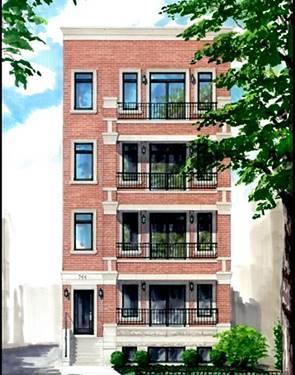 744 W Buckingham Unit 2, Chicago, IL 60657 Lakeview