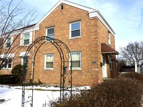 3115 Ernst, Franklin Park, IL 60131