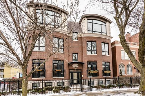2719 N Paulina Unit 1N, Chicago, IL 60614 West Lincoln Park