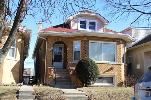 3225 N Natchez, Chicago, IL 60634