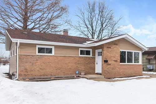 414 W Ronald, Addison, IL 60101