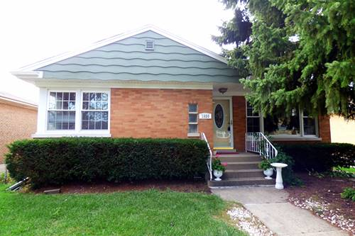 1820 Downing, Westchester, IL 60154