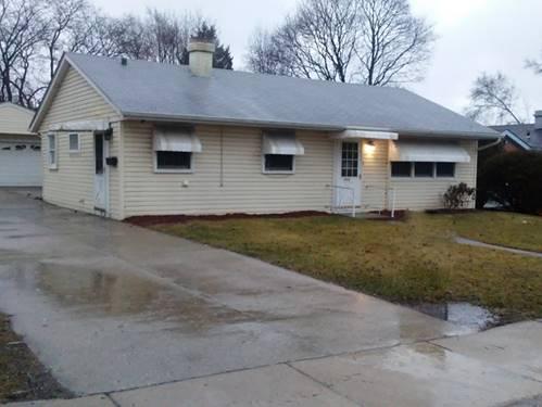 1950 Cherokee, Carpentersville, IL 60110