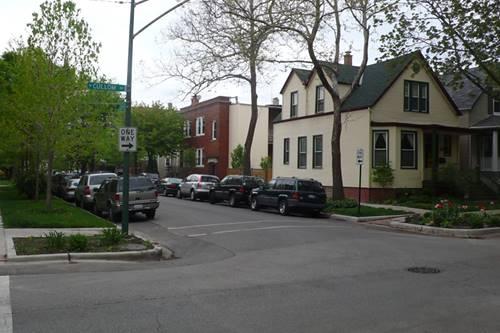 2156 W Cullom, Chicago, IL 60618 North Center