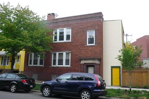 4311 N Leavitt, Chicago, IL 60618 North Center