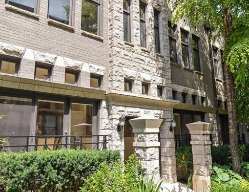 123 W Oak Unit P, Chicago, IL 60610 Near North