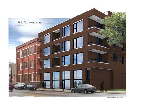 1509 N Western Unit 301, Chicago, IL 60622 Wicker Park