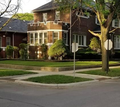 8159 S Rhodes, Chicago, IL 60619