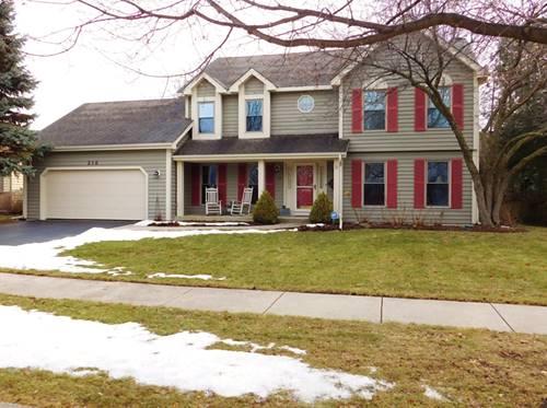 316 Stoneleigh, Oswego, IL 60543