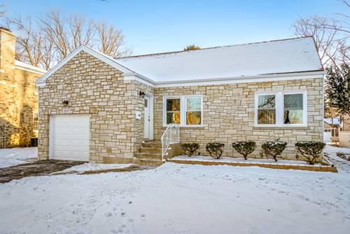 5639 Crain, Morton Grove, IL 60053