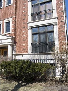 1412 W Cuyler Unit 1E, Chicago, IL 60613 Uptown
