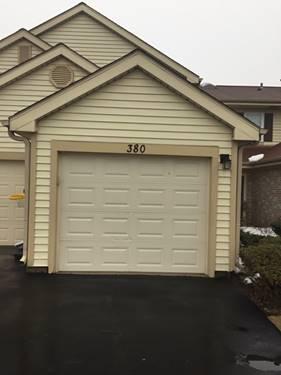 380 Grissom Unit 380, Hoffman Estates, IL 60169