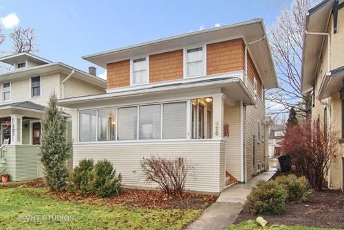 825 N Ridgeland, Oak Park, IL 60302