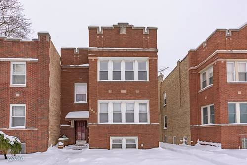 2605 W Winnemac Unit 2, Chicago, IL 60625 Ravenswood
