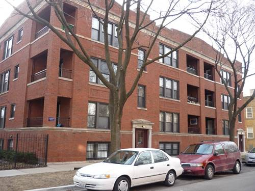 7461 N Seeley Unit 1, Chicago, IL 60645