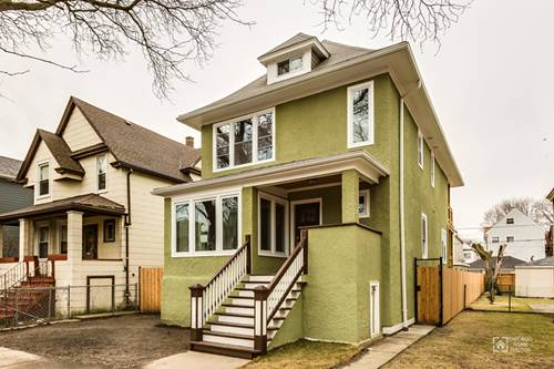 4550 N Bernard, Chicago, IL 60625