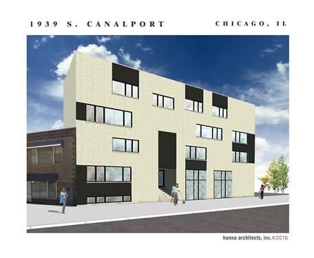 1933 S Canalport, Chicago, IL 60616