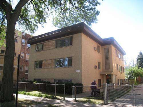 4816 N Springfield Unit 7, Chicago, IL 60625
