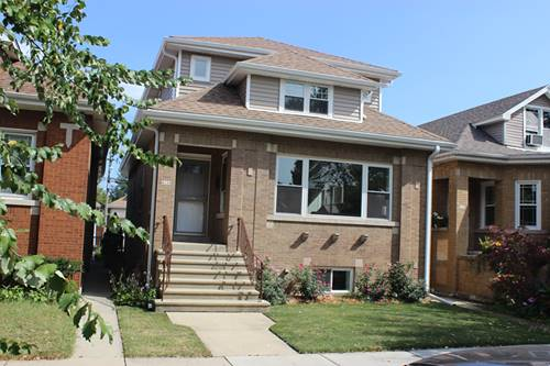 3123 N Mango, Chicago, IL 60634