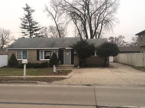 6921 W 87th, Oak Lawn, IL 60453