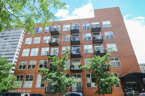 417 S Jefferson Unit 209B, Chicago, IL 60607 West Loop