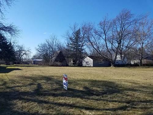 Lot 4 Oak, Frankfort, IL 60423