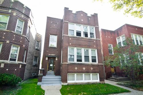 5849 N Maplewood, Chicago, IL 60659