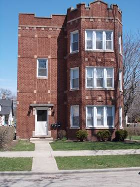 75 W 15th, Chicago Heights, IL 60411