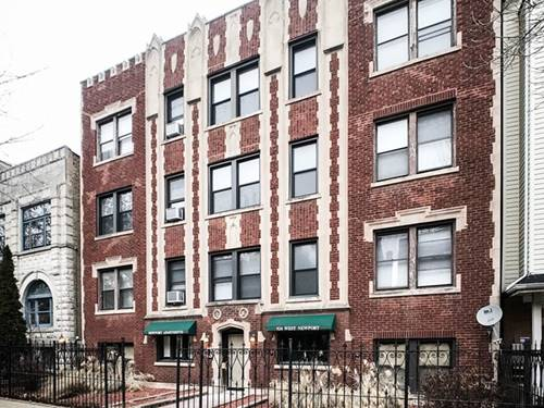 924 W Newport Unit 101, Chicago, IL 60657 Lakeview