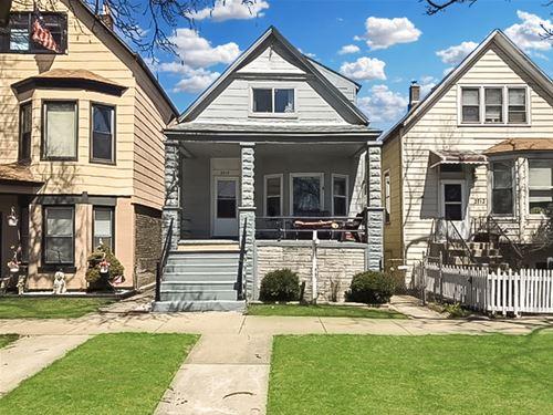 2714 W Fletcher, Chicago, IL 60618 Avondale