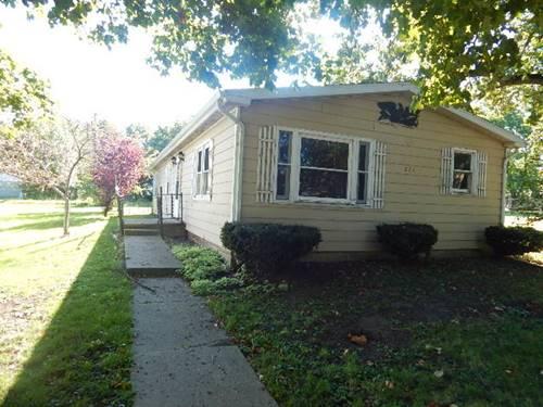 221 N Center, Melvin, IL 60952