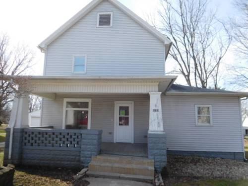 122 N Green, Melvin, IL 60952