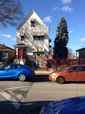 4920 W St Paul, Chicago, IL 60639