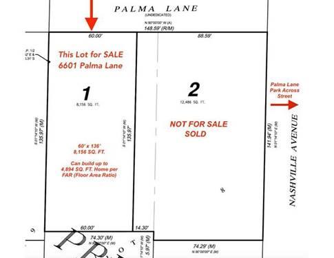 6601-LOT Palma, Morton Grove, IL 60053