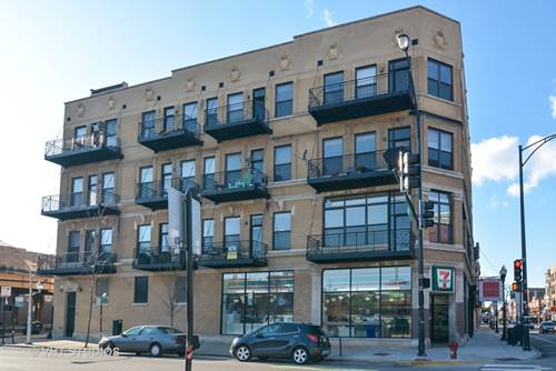 1400 N Milwaukee Unit 203, Chicago, IL 60622 Wicker Park