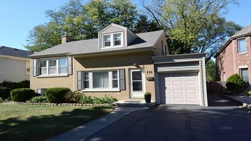 558 S Hillcrest, Elmhurst, IL 60126