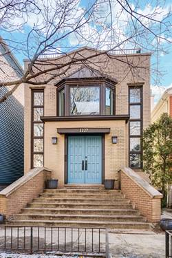 1227 W Wrightwood, Chicago, IL 60614 West Lincoln Park