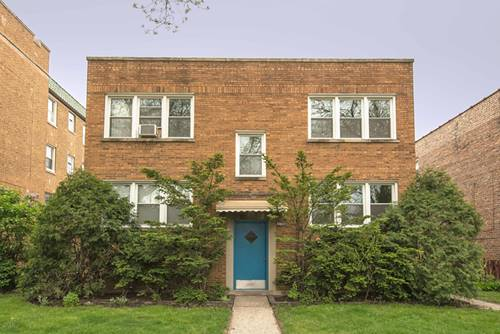 2718 W Farragut Unit 2E, Chicago, IL 60625