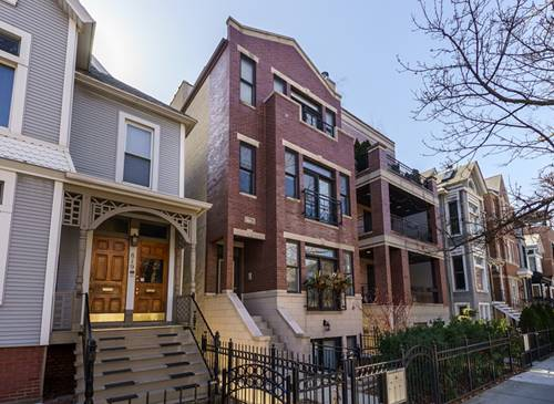 821 W Wrightwood Unit 3, Chicago, IL 60614 Lincoln Park