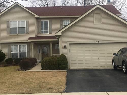 681 W Briarcliff, Bolingbrook, IL 60440