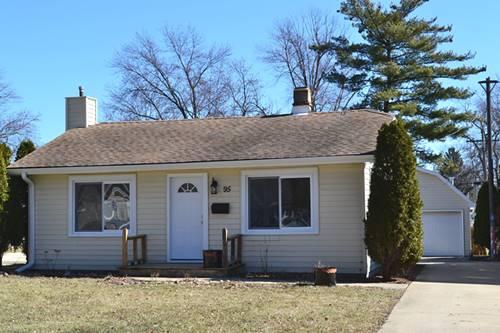 95 N Wisconsin, Villa Park, IL 60181