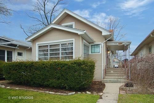 742 N Taylor, Oak Park, IL 60302